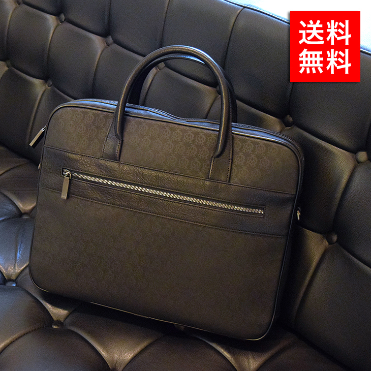 【ポイント20%還元】ダンヒル バッグ ビジネスバッグ メンズ dunhill ブリーフケース Single zip briefcase ウィンザー L3K781A ブラック ビジネス 通勤 カーフレザー 牛革 人気 男性 紳士 使いやすい 送料無料 ブランド プレゼント ギフト
