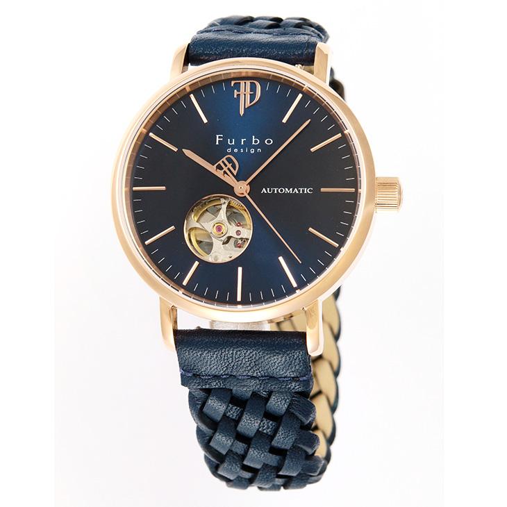 フルボデザイン 腕時計 Furbo design F2002PNVNV 自動巻き メンズ ウォッチ 時計 ギフト プレゼント 送料無料
