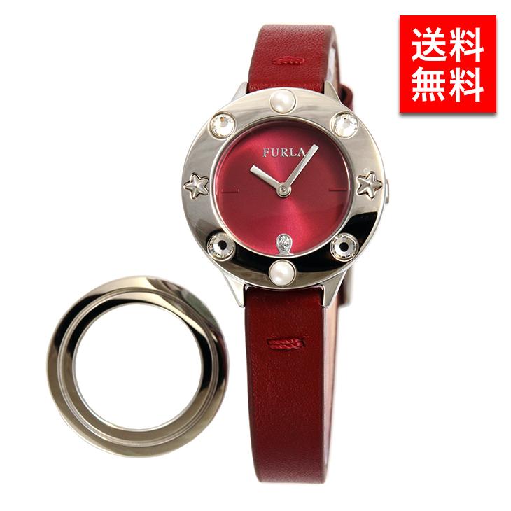 【替えベゼル付】 フルラ FURLA 腕時計 レディース クラブ ウォッチ かわいい プレゼント 記念日 誕生日プレゼント おすすめ 送料無料 4251109528