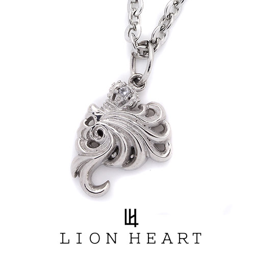 LION HEART ライオンハート ネックレス レディース 04N138SL プレゼント ギフト 送料無料