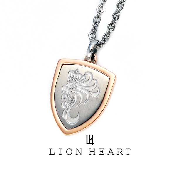 LION HEART ライオンハート ネックレス レディース 04N151SL プレゼント ギフト 送料無料