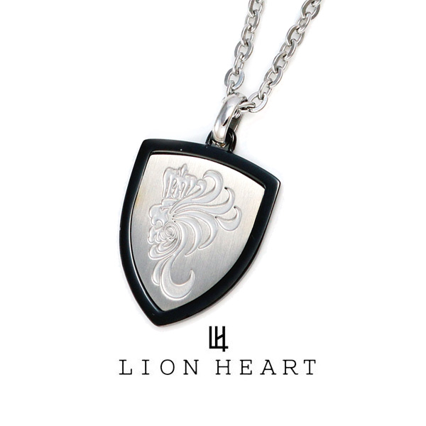 LION HEART ライオンハート ネックレス メンズ 04N151SM プレゼント ギフト 送料無料