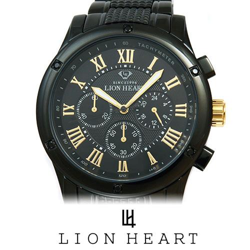 LIONHEART ライオンハート WATCH 腕時計 メンズ LHW101BBG プレゼント ギフト 送料無料
