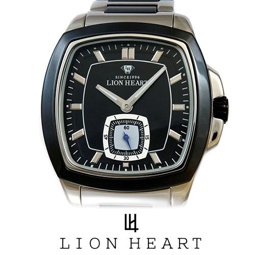 LIONHEART ライオンハート WATCH 腕時計 メンズ LHW102SBK プレゼント ギフト 送料無料