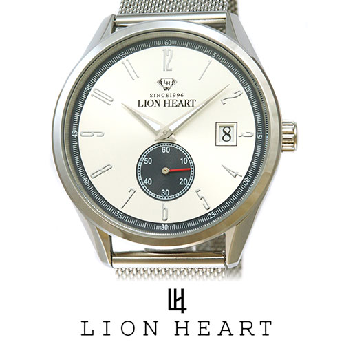 LIONHEART ライオンハート WATCH 腕時計 メンズ LHW103SWH プレゼント ギフト 送料無料
