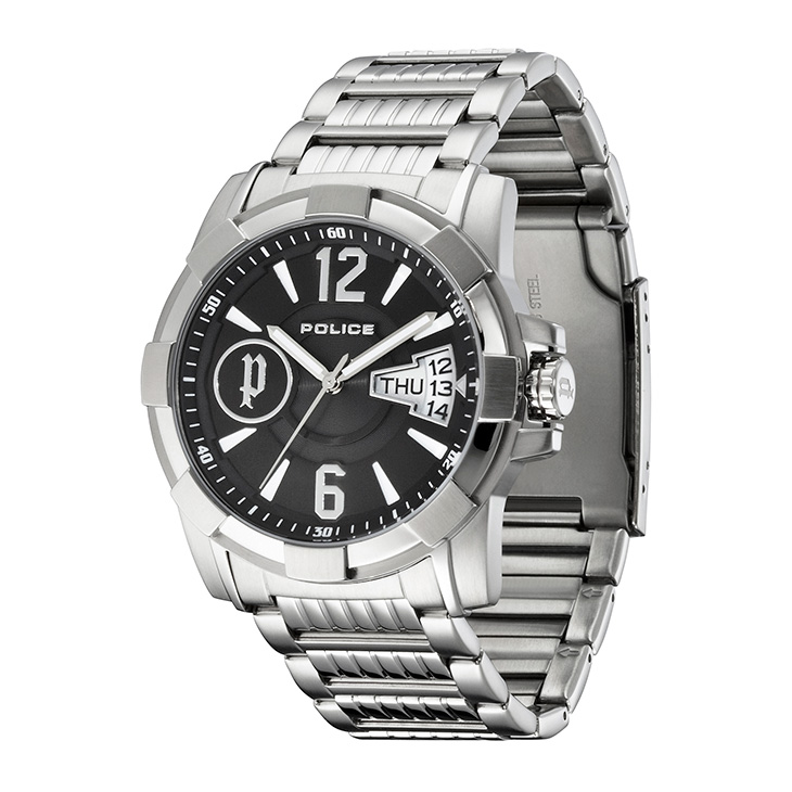 ポリス 腕時計 POLICE 12221JS-02M メンズ 送料無料