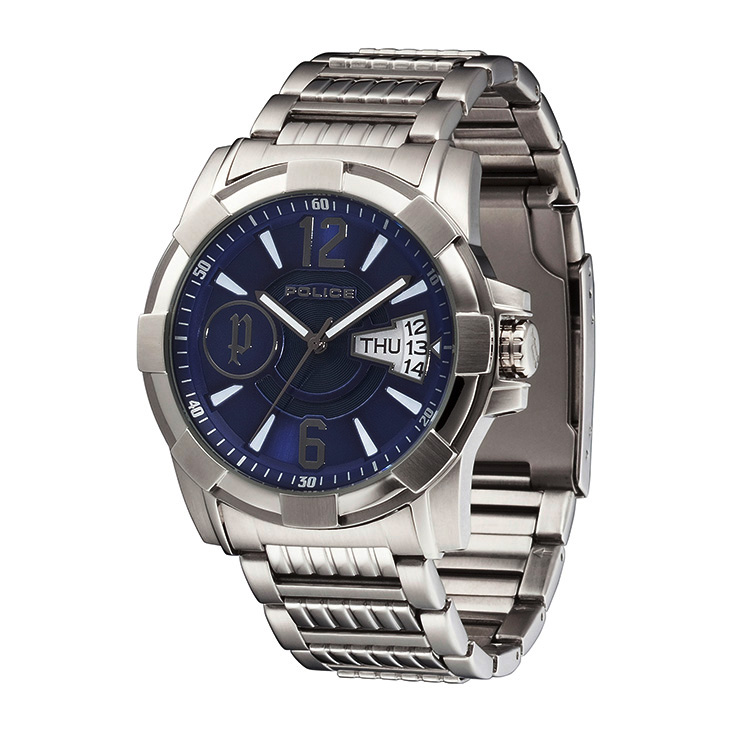 腕時計 ポリス POLICE 12221JS-03M メンズ ビジネス ウォッチ ステンレス アクセサリー