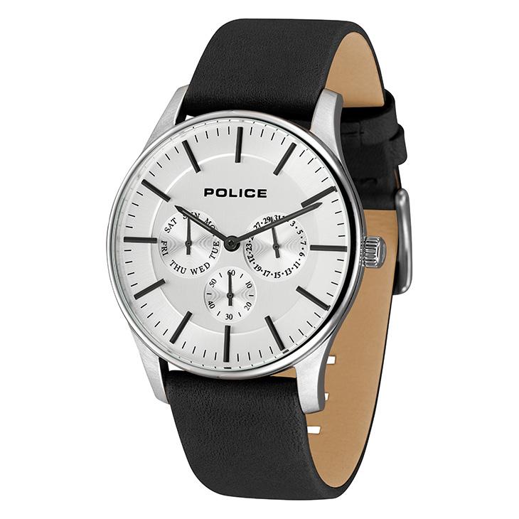 腕時計 ポリス POLICE 14701JS-01 メンズ ビジネス ウォッチ ステンレス アクセサリー
