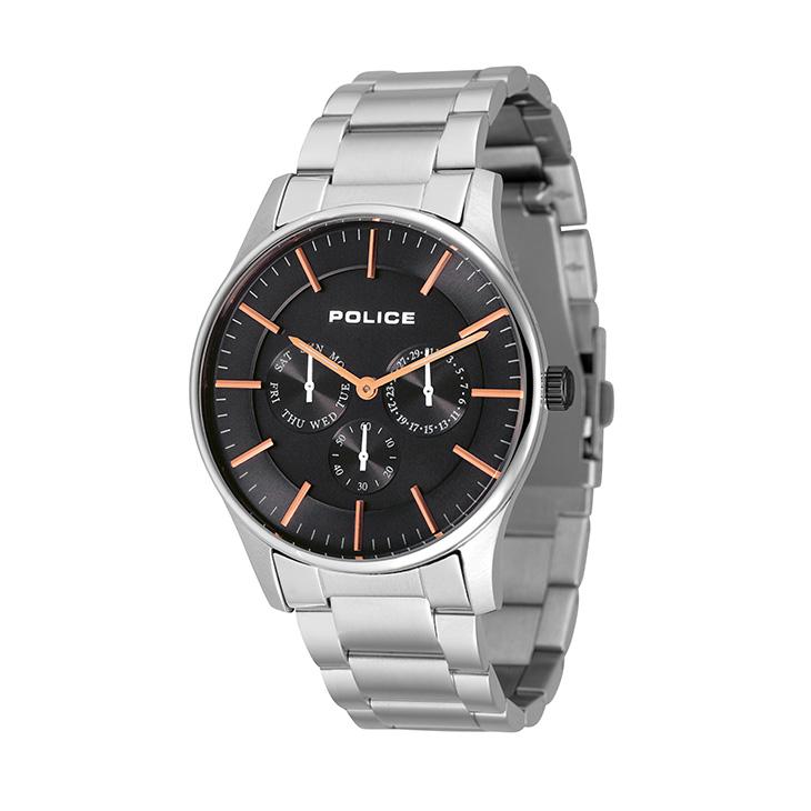 腕時計 ポリス POLICE 14701JS-02M メンズ ビジネス ウォッチ ステンレス アクセサリー