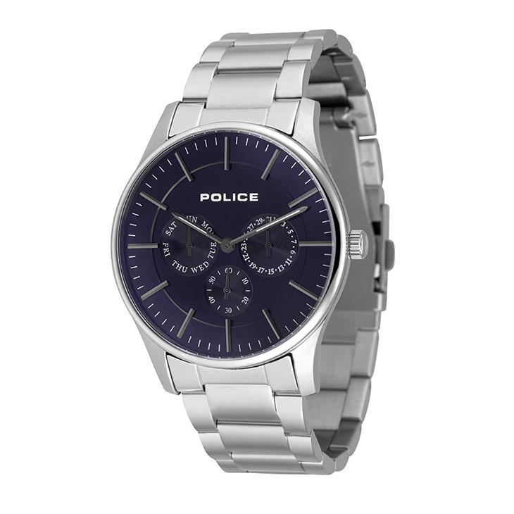 腕時計 ポリス POLICE 14701JS-03M メンズ ビジネス ウォッチ ステンレス アクセサリー