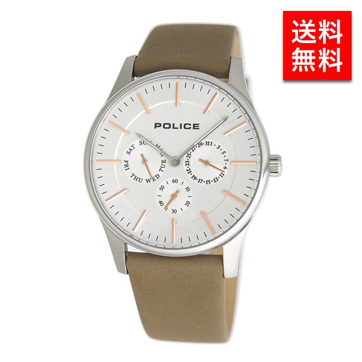 ポリス 腕時計 メンズ COURTESY 14701js04 ビジネス プレゼント 送料無料 ギフト