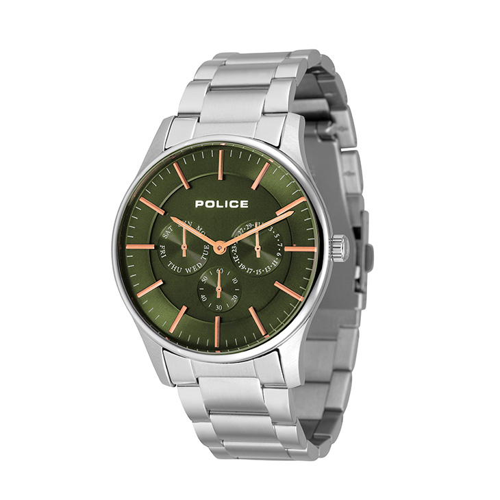 POLICE 腕時計 ポリス 14701JS-53M メンズ 時計 ウォッチ プレゼント ギフト 父の日 送料無料