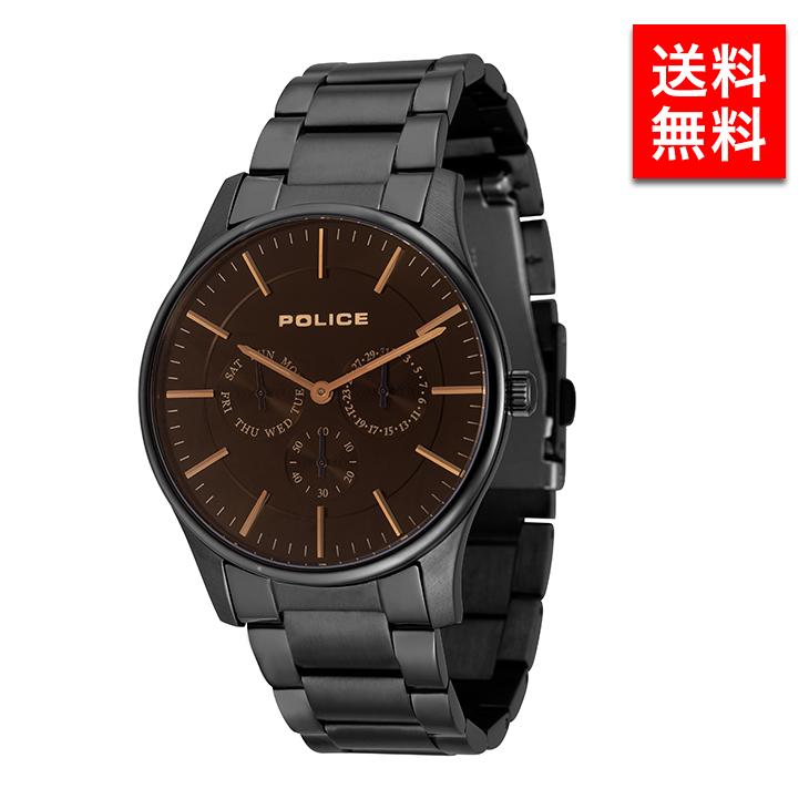 ポリス 腕時計 メンズ POLICE COURTESY 送料無料 時計 プレゼント ギフト 誕生日プレゼント 男性 14701JSB
