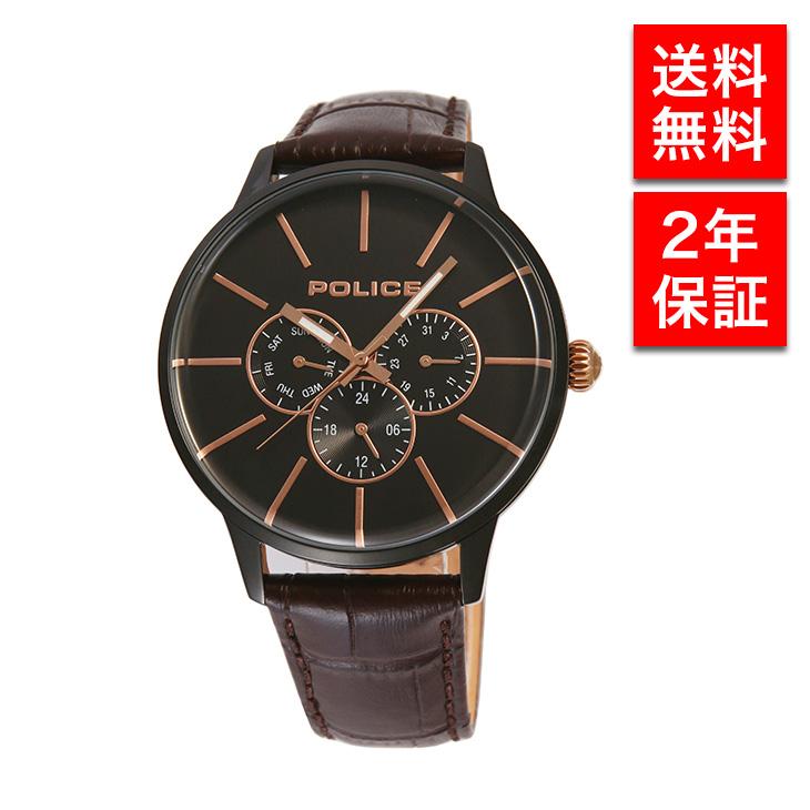 腕時計 ポリス POLICE14999JSB/02 14999JSB02 メンズ 男性 紳士 人気 オシャレ ブランド