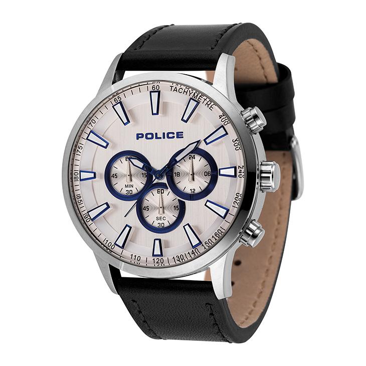 腕時計 ポリス POLICE 15000JS-04 メンズ ビジネス ウォッチ ステンレス アクセサリー