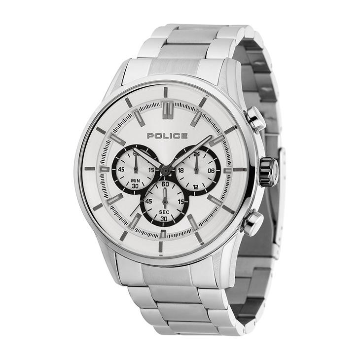 腕時計 ポリス POLICE 15001JS-04M メンズ ビジネス ウォッチ ステンレス アクセサリー