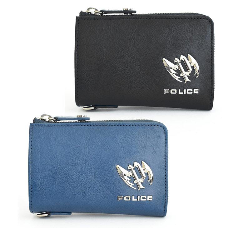 POLICE ポリス 折り財布 カイト PLC123 メンズ プレゼント ギフト 送料無料