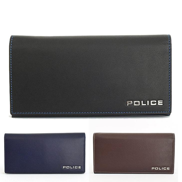POLICE ポリス 長財布 ボルドゥーラ PLC132 メンズ プレゼント ギフト 送料無料