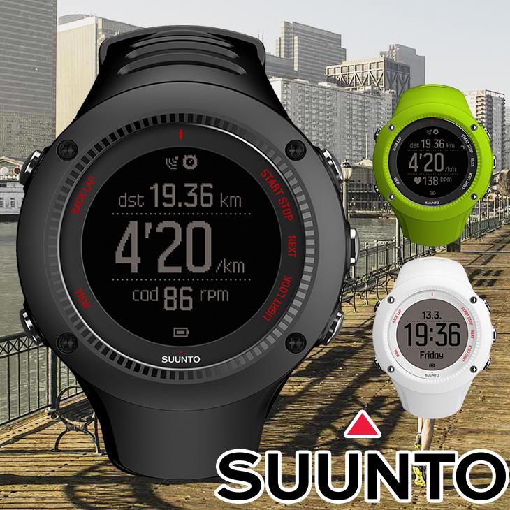 651128a9e1 SUUNTOスントデジタル時計腕時計AMBIT3RUNアンビット3ラン並行輸入S021256000S021260000S021258000カジュアル スポーツウォッチアウトドア