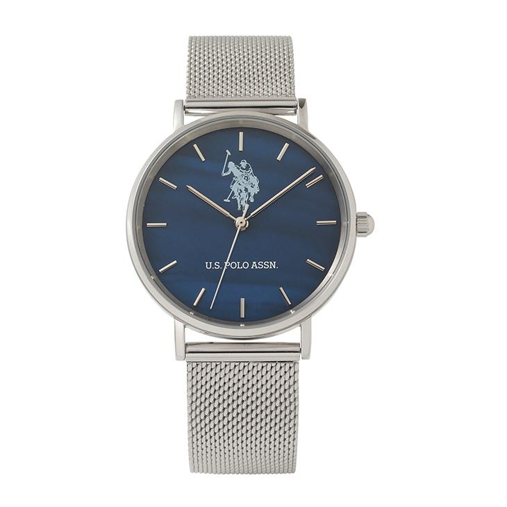 U.S.POLO ASSN. ユーエスポロアッスン WATCH 腕時計 US-1A-BLSS メンズ カジュアル プレゼント 送料無料