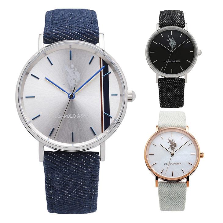 ユーエスポロアッスン 腕時計 US POLO ASSN US-1D ユニセックス 男女兼用 メンズ レディース プレゼント ギフト ウォッチ 時計 送料無料