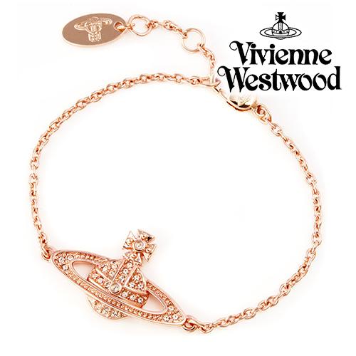 ヴィヴィアンウエストウッド VIVIENNE WESTWOOD ブレスレット レディース ミニバスレリーフ PG 741456B-3 プレゼント ギフト 送料無料