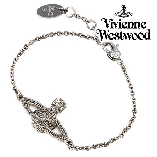 ヴィヴィアンウエストウッド VIVIENNE WESTWOOD ブレスレット レディース ミニバスレリーフ RU 741456B-4 プレゼント ギフト 送料無料