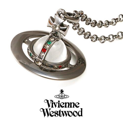 ヴィヴィアンウエストウッド VIVIENNE WESTWOOD ネックレス レディース スモールオーブ RU 752106B-4 プレゼント ギフト 送料無料