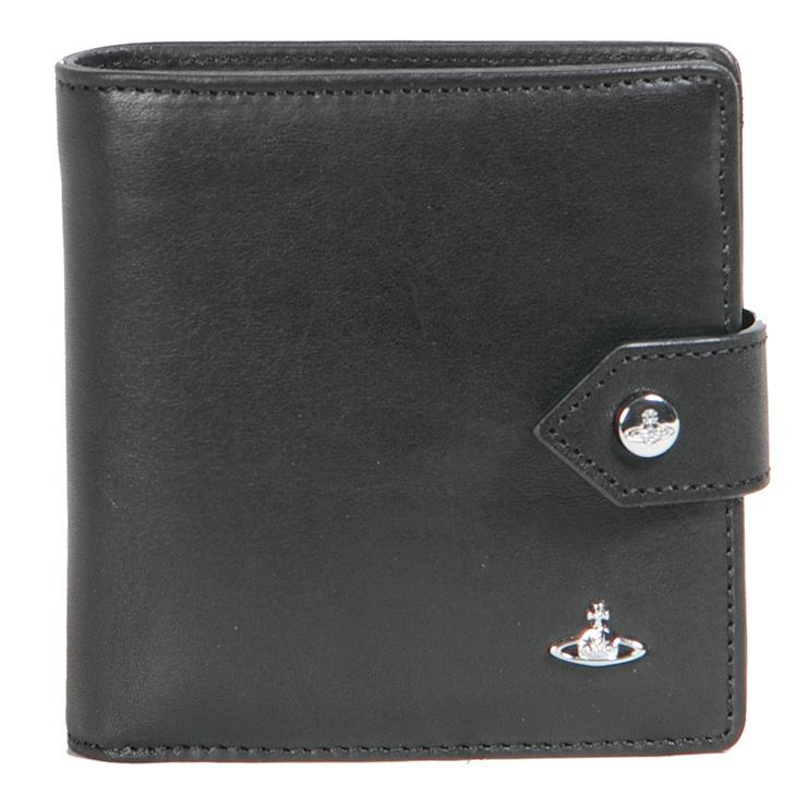 VIVIENNE WESTWOOD ヴィヴィアンウエストウッド 二つ折り財布 MAN ORB 51090001 メンズ レディース ギフト プレゼント 送料無料