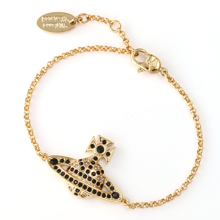 Vivienne Westwood ヴィヴィアンウエストウッド JACK BAS RELIEF GOLD ブレスレット 741560B-5 レディース プレゼント ギフト 送料無料