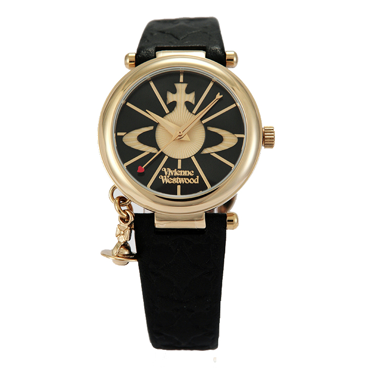 VIVIENNE WESTWOOD ヴィヴィアンウエストウッド 時計 vv006bkgd レディース 腕時計 プレゼント ギフト 送料無料