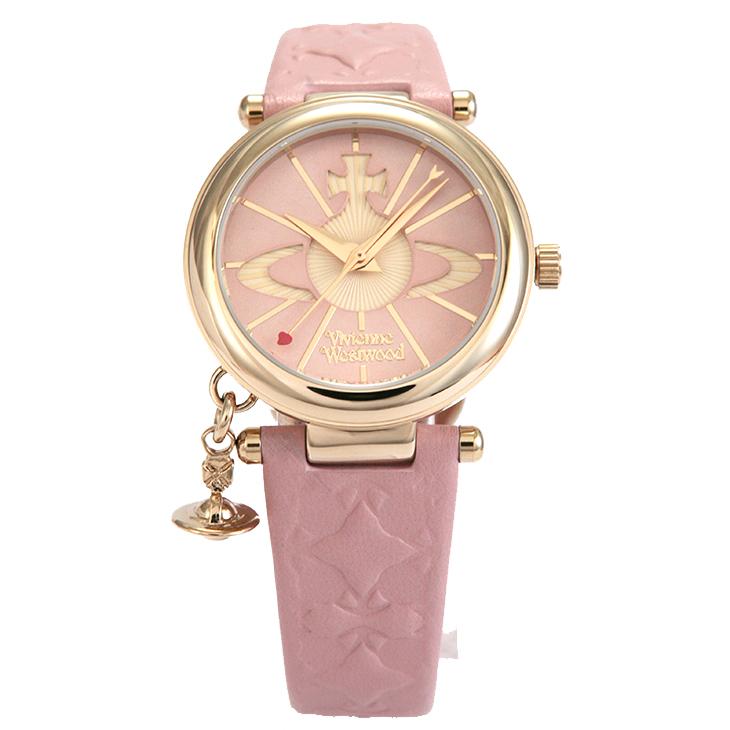 VIVIENNE WESTWOOD ヴィヴィアンウエストウッド 時計 vv006pkpk レディース 腕時計 プレゼント ギフト 送料無料