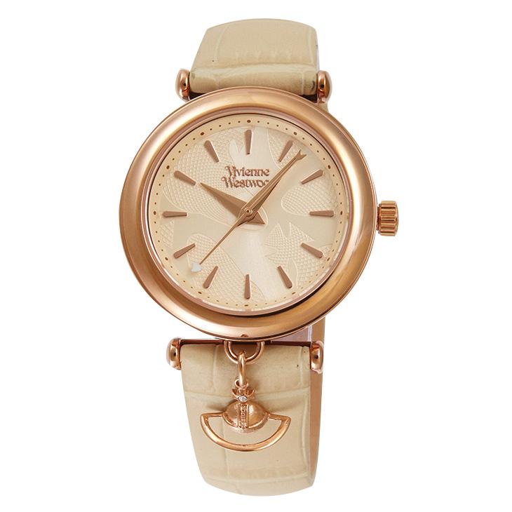 Vivienne Westwood 腕時計 ヴィヴィアンウエストウッド Trafalgar VV108RSCM レディース 時計 ウォッチ プレゼント ギフト 送料無料
