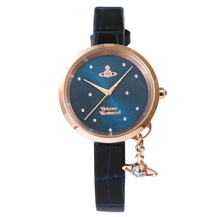 【2年保証】ヴィヴィアンウエストウッド 腕時計 Vivienne Westwood Bow VV139NVNV レディース かわいい アクセサリー ウォッチ