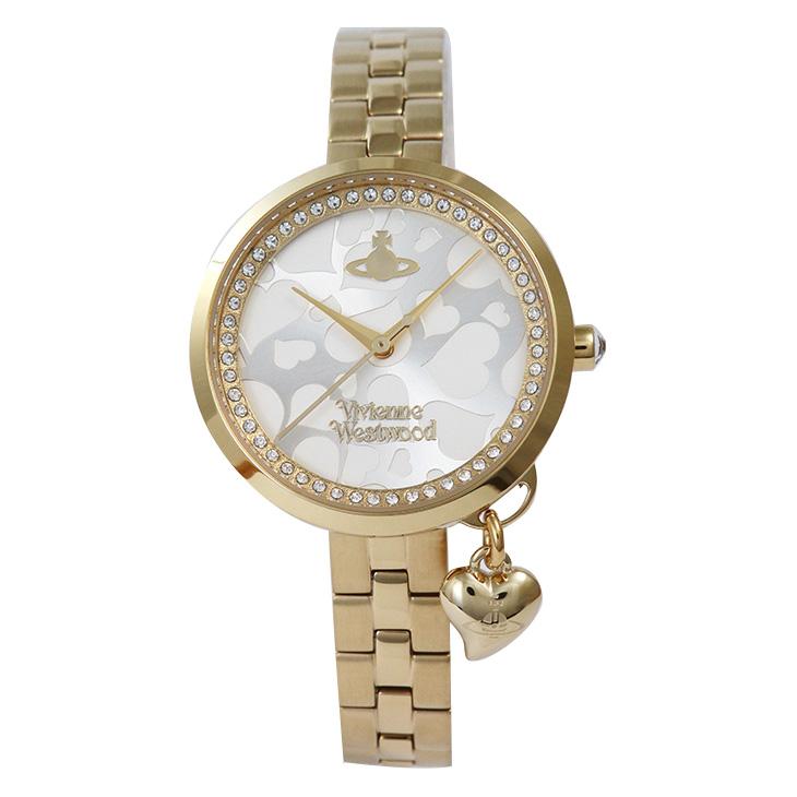 ヴィヴィアンウエストウッド 時計 VIVIENNE WESTWOOD  Bow vv139slgd 腕時計 ウォッチ レディース プレゼント ギフト 送料無料