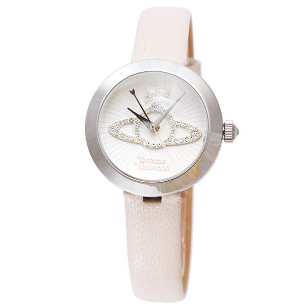 【2年保証】ヴィヴィアンウエストウッド 腕時計 Vivienne Westwood レディース かわいい Queensgate VV150WHCM アクセサリー