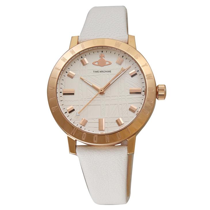 【2年保証】ヴィヴィアンウエストウッド 腕時計 Vivienne Westwood Bloomsbury VV152WHWH レディース かわいい ウォッチ ステンレス アクセサリー