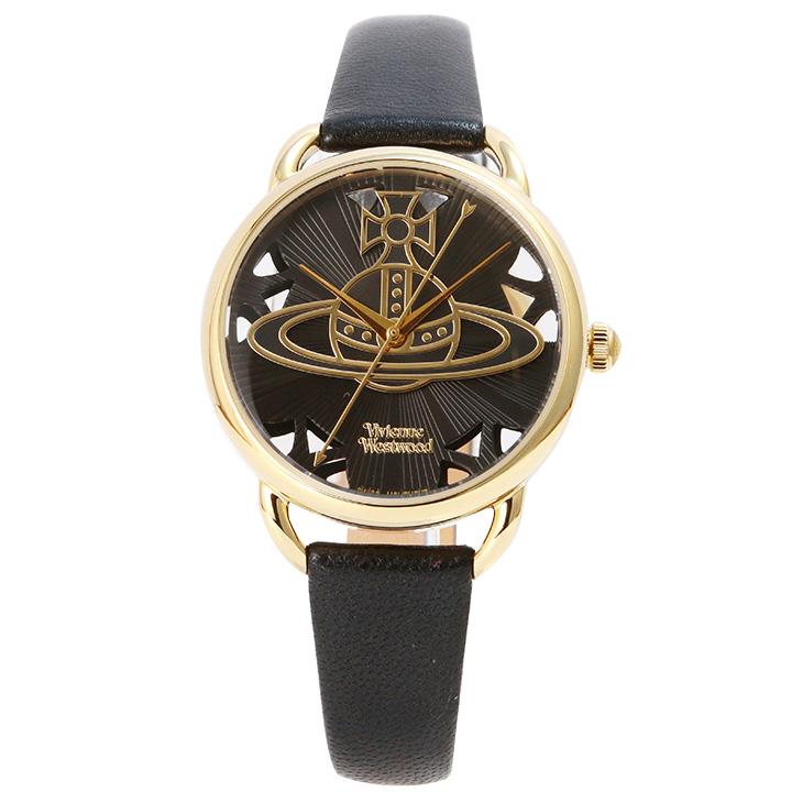 ヴィヴィアンウエストウッド 時計 VIVIENNE WESTWOOD Leadenhall vv163bkbk 腕時計 ウォッチ レディース プレゼント ギフト 送料無料