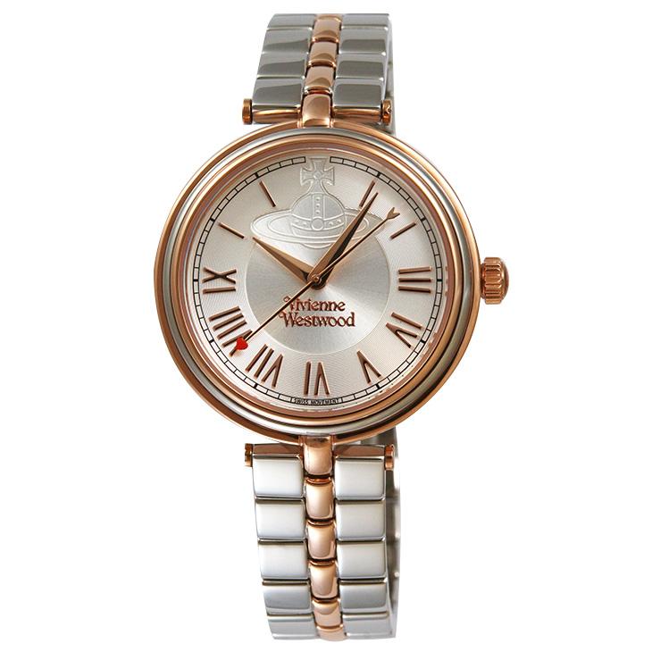 ヴィヴィアンウエストウッド VIVIENNE WESTWOOD 腕時計 レディース 時計 ウォッチ プレゼント ギフト Farringdon 送料無料