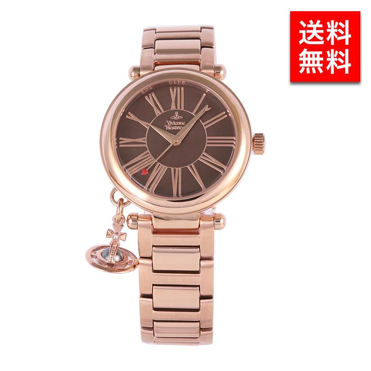 ヴィヴィアンウエストウッド 腕時計 レディース Vivienne westwood オーブ 送料無料 時計 プレゼント ギフト 誕生日プレゼント 女性 VV006PBRRS
