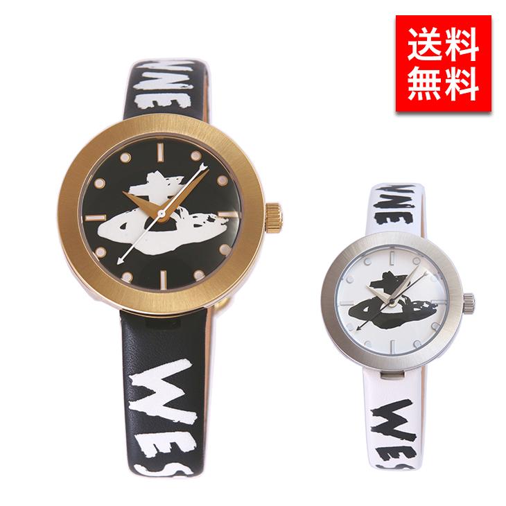 ヴィヴィアンウエストウッド 腕時計 レディース Vivienne westwood 送料無料 時計 プレゼント ギフト 誕生日プレゼント 女性 VV221GDBK VV221SLWH