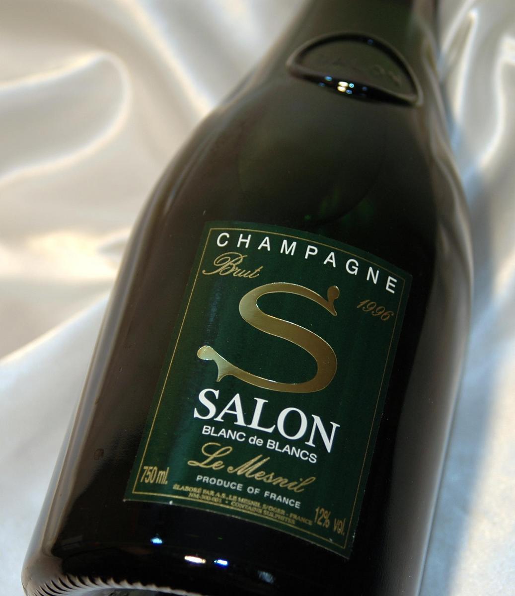 サロン・ブラン・ド・ブラン [2002] 箱なし750ml/シャンパン/泡/フランスワイン/シャンパーニュ/salon