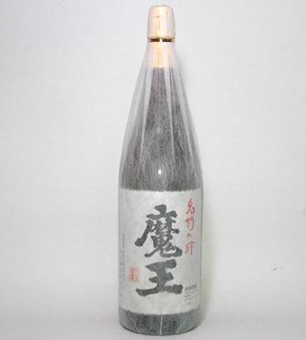 芋焼酎 【魔王】1800ml 白玉醸造 / 瓶
