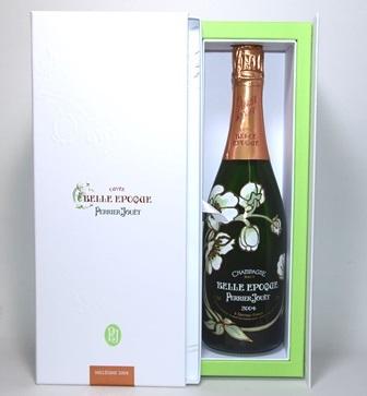 シャンパンペリエジュエ ベルエポック ブリュット[2008] 750ml ギフトボックス入り /