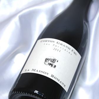 コルトン グランクリュレ ペリエール [2011] 750ml【ラ メゾン・ロマネ】 /赤ワイン/フランスワイン/ブルゴーニュ/オロンシオ