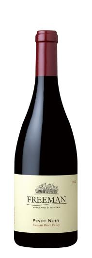 カリフォルニアワインフリーマン アキコズ・キュヴェ ピノノワール ソノマコースト[2013] 750ml /
