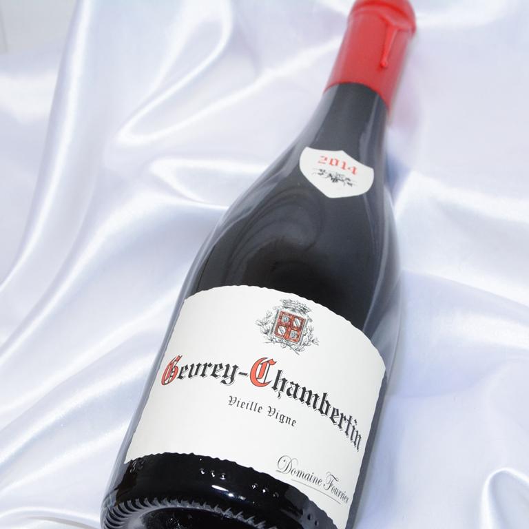ジュブレ シャンベルタン ヴィエイユ・ヴィーユ [2014] 750ml【ドメーヌ フーリエ】/赤ワイン /フランスワイン/ブルゴーニュワイン