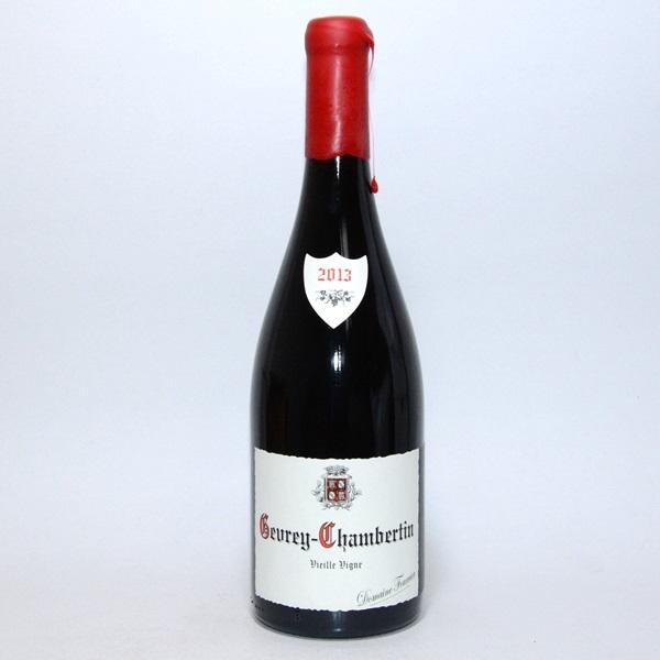 ジュブレ シャンベルタン ヴィエイユ・ヴィーユ [2013] 750ml【ドメーヌ フーリエ】/赤ワイン /フランスワイン/ブルゴーニュワイン
