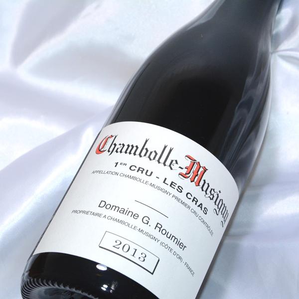 シャンボール ミュジニー プルミエ クリュ レ クラ[2010] 750ml【ジョルジュ ルーミエ】/赤ワインフランスワイン/ブルゴーニュワイン