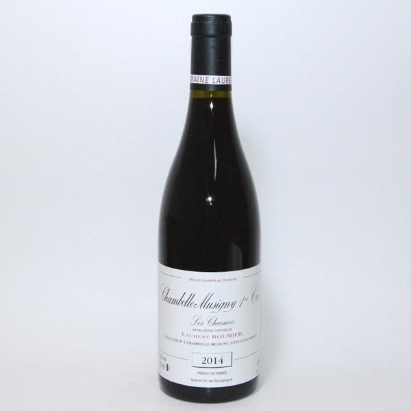 シャンボールミュジニープルミエクリュ レ シャルム [2014] 750ml【ローラン ルーミエ】/フランスワイン/赤ワイン/ブルゴーニュワイン